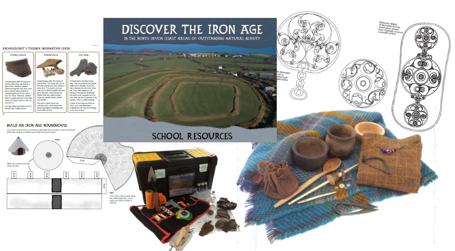 Iron Age Learning Resources